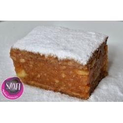 Nyers Vega Almás pite recept