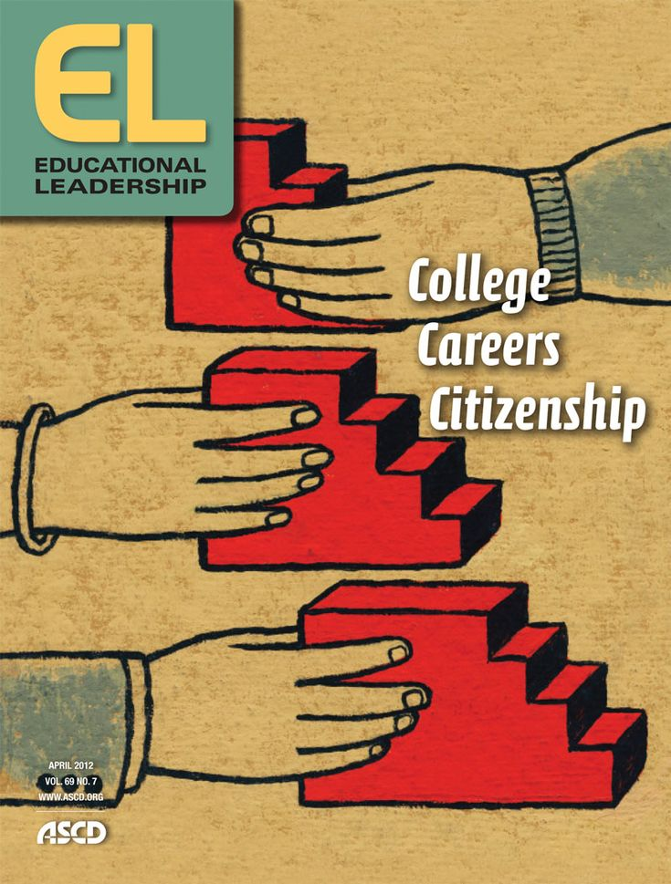 ASCD's April 2012 #ELmag issue on College, Careers & Citizenship