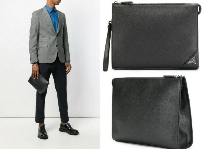 Best Men's Designer Clutch Bags That Are Worth Your ...