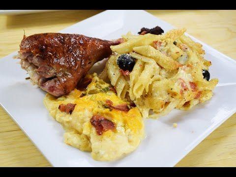 Pollo Asado estilo Hawaiano, receta facil, - YouTube