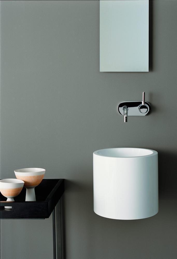 Top 25 best floating bathroom sink ideas on pinterest modern bathrooms floating bathroom - Gorgeous modern vanity cabinets for minimalist bathroom interiors ...