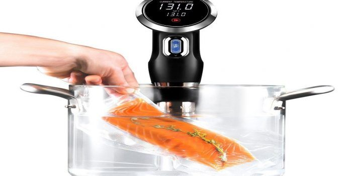 Chefman Sous Vide Precision Cooker Review With Images Sous