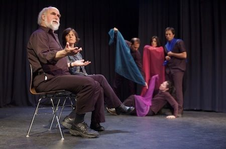 Armand Volkas Delivered to the National Association for Drama Therapy November 9, 2003 in Albuquerque, New Mexico   (Members of The Living Arts Playback Theatre Ensemble open Armand Volkas's keynote presentation by publicly naming their cultural identities and articulating the feelings that come up in response to this act. The ensemble improvisationally responds to each …