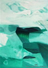 Antarctic series by Louise Henderson