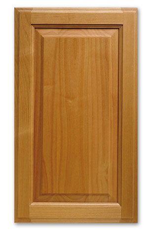 Liberty White Oak Kitchen Cabinet Door Front