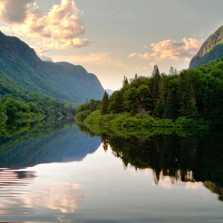 Parc national de la Jacques-Cartier | Credit: Luc Rousseau/ other must do's in Quebec