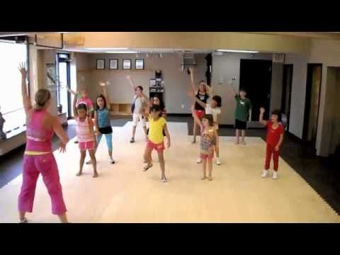 Children's Zumba Fitness-Zumbaaa FUN FOR KIDS