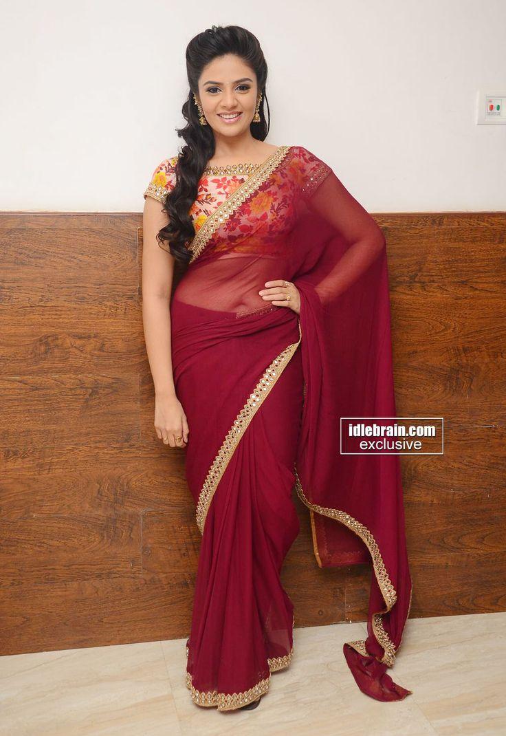 Actress Sri Mukhi Photo Gallery http://idlebrain.com/movie/photogallery/srimukhi35/index.html