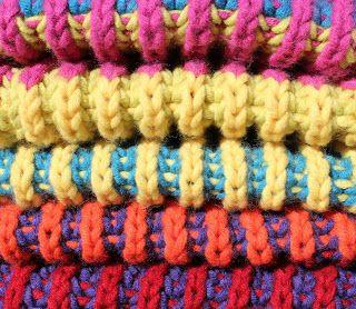 Sjaal in patentsteek breien | draadenpapier | Met uitleg #breien #sjaal #patentsteek #knitting #brioche #scarf