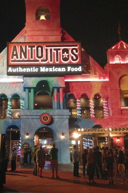 Antojitos at Universal City Walk - Review