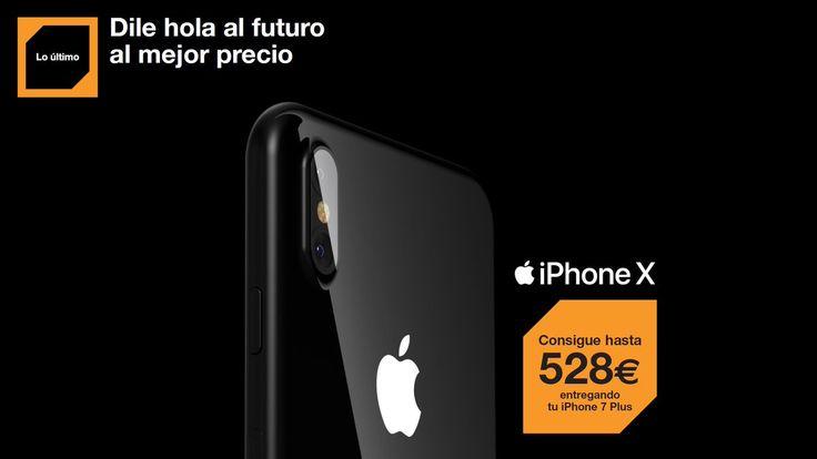 Dile hola al futuro y #Regálatelo para estas fiestas! 🎄 🎅 #iPhoneX 📱 de Apple. Infórmate en nuestras tiendas Orange antes del 🔶 30 de noviembre 🔶 #Castellon #Alicante #Murcia #Mallorca #Ibiza