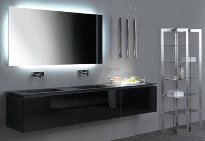 15 Fotos Led Beleuchtete Badezimmer Spiegel - Haben Sie schon - bad spiegel high tech produkt badezimmer