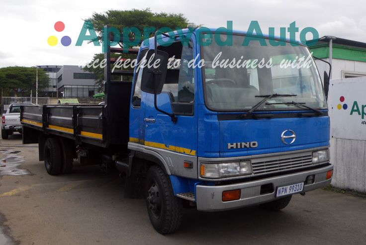 AA2275, Hino, 10-146  DROPSIDE , 1998  email us at: linda@approvedauto.co.za or call: +27 82 551 9371 visit us at:  www.approvedauto.co.za  6 kosi place umgeni business park
