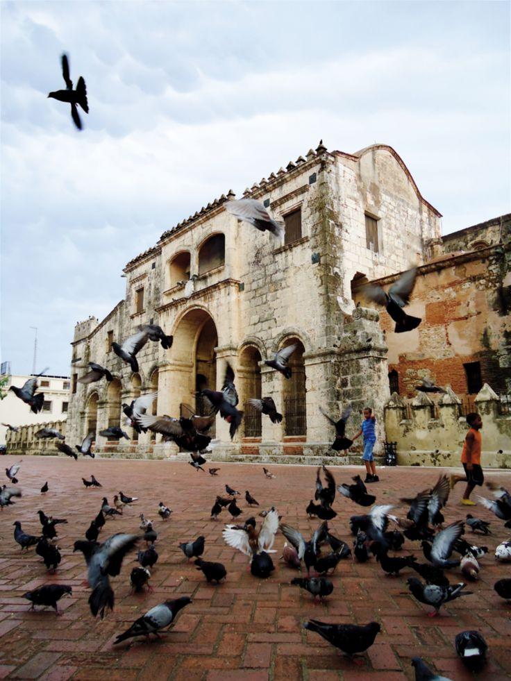 Catedral Primada de America. Zona Colonial, Santo Domingo.