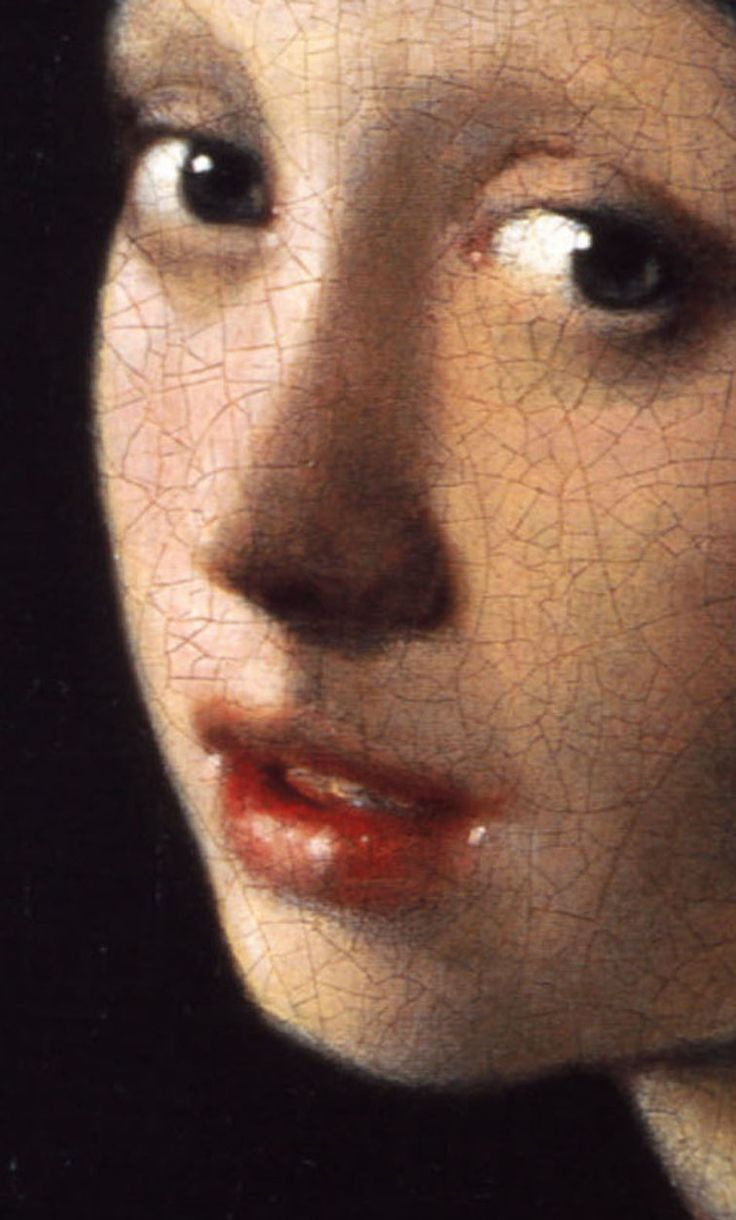 Jan Vermeer Delft , Girl With A Pearl Earring