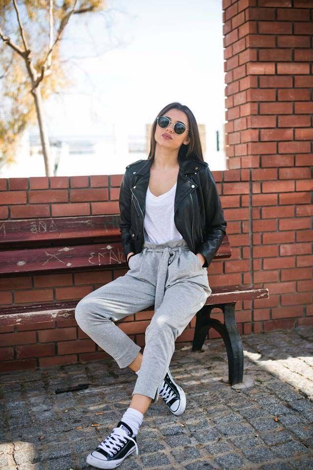 ΡΟΥΧΑ :: Belt Detail Pants - Vivel.gr   Γυναικεία Μόδα, Αξσουάρ, Κοσμήματα