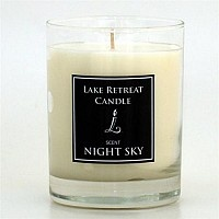 Lake Retreat Soy Candle, 10 Oz | Night Sky    http://greenandorganichome.com/item_445/Lake-Retreat-Soy-Candle-10-oz-Night-Sky.htm
