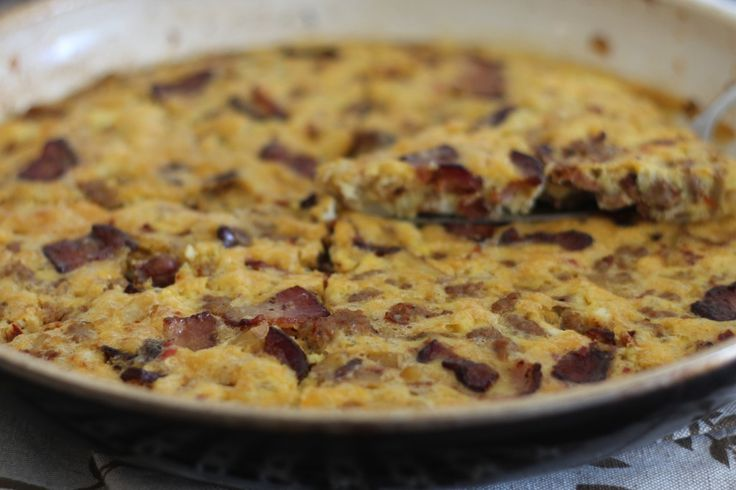 ... Clean on Pinterest | Summer vegetable bake, Bacon and Protein ball
