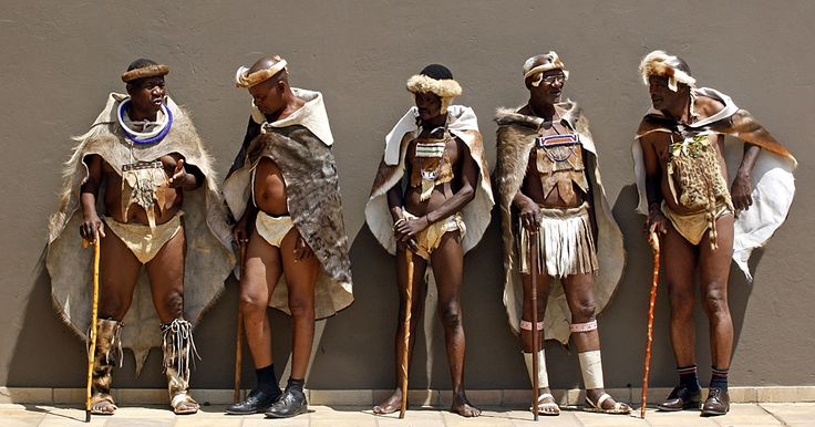 Delegates dressed in traditional clothing to launch the Institute of African Royalty in Johannesburg Tuesday
