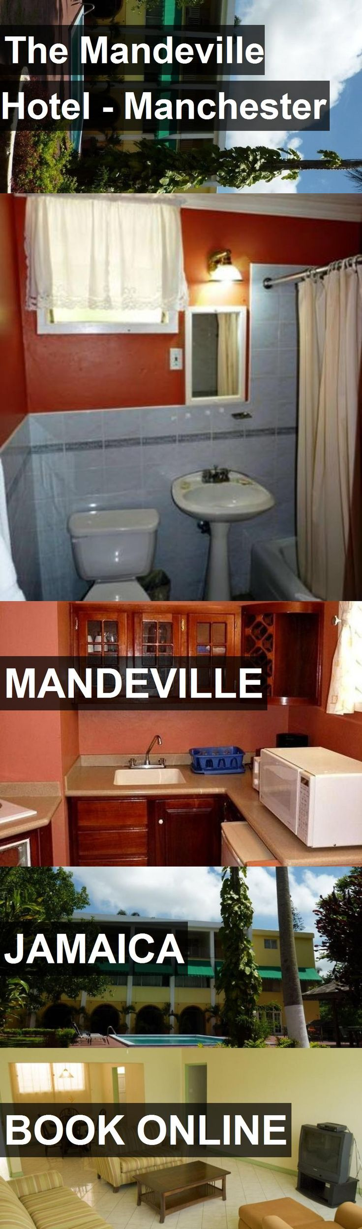 The Mandeville Hotel - Manchester in Mandeville, Jamaica. For more information, photos, reviews and best prices please follow the link. #Jamaica #Mandeville #travel #vacation #hotel