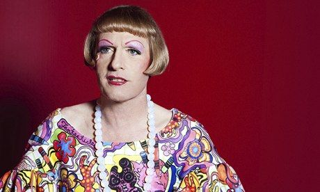 Grayson Perry: 'To appreciate art you've got to work at it a bit'
