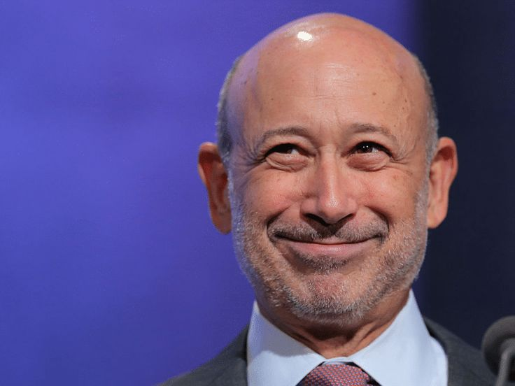 Bitcoin Trading Desk Rumor Denied By Goldman Sachs CEO Lloyd Blankfein