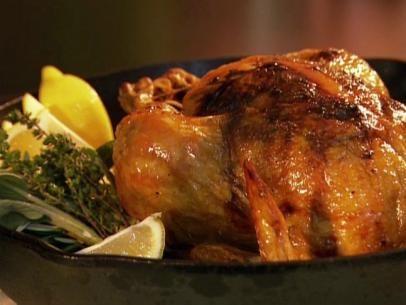 Gina's Perfect Roast Chicken with Gravy
