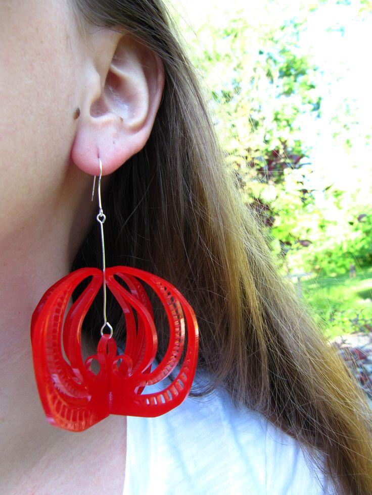 Final project: Lasercut jewelry, designs