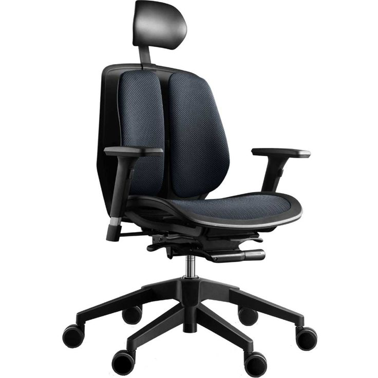Ergonomic Office Chair With Neck Support