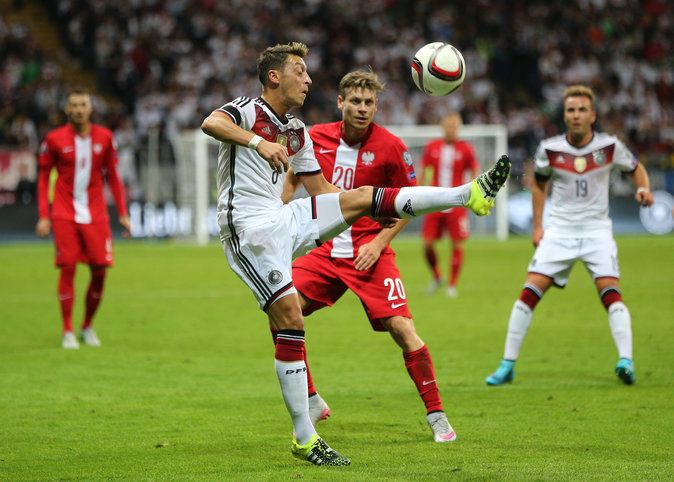 Germany v Poland - EURO 2016 Qualifier