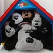 My daughter now plays with my old Pound Puppies