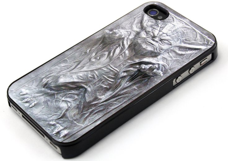 Master Yoda Freeze Carbonite For iPhone 4/4s/5/5s/5c/6/6+/6s/6s+,Samsung Galaxy
