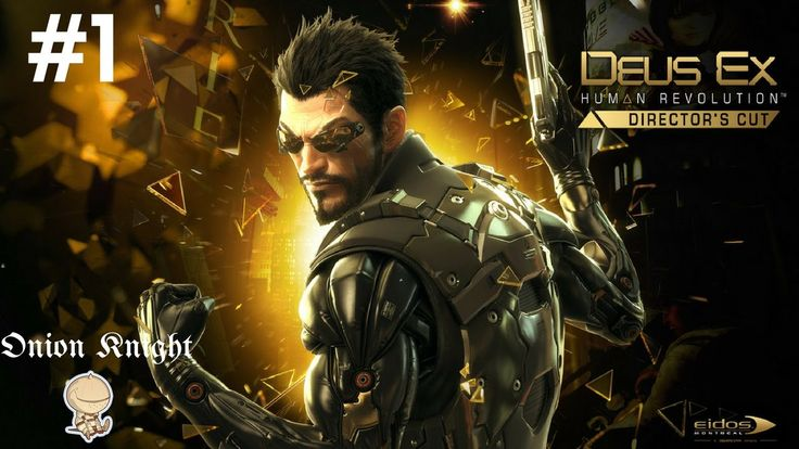 Deus Ex: Human Revolution Director's Cut - Walktrough Eng Sub ITA - Part...