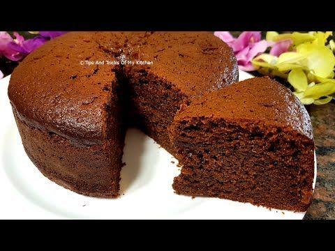Youtube Cake Recipes Chocolate Cake Recipe In Hindi Cooking Cream