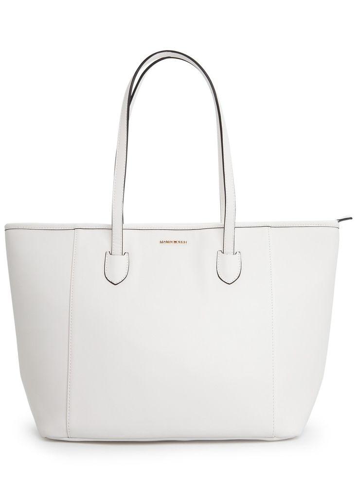 Saffiano-effect shopper bag £29.99