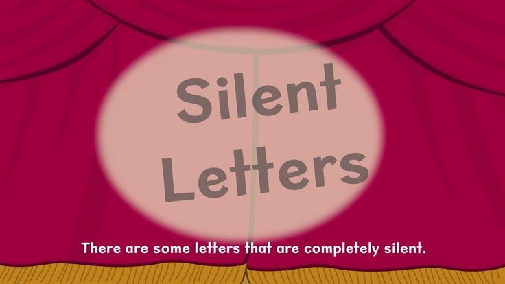 Nessy Reading: Silent Letters (Chapter 6)