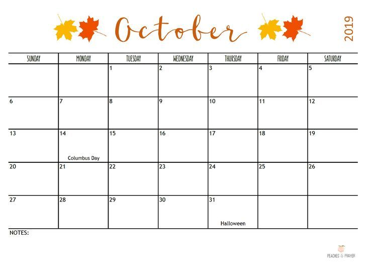 Free 2020 Monthly Calendar Printables Two Options Prayers