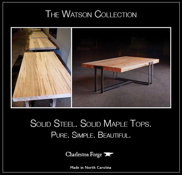 The Art of Furniture   Charleston Forge   Handmade metal furniture   Made in America