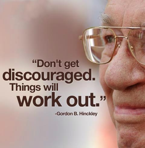 ~President HinckleyWords Of Wisdom, This Man, Remember This, Presidents Hinckley, Inspiration, Quotes, Things, Work Out, Mommy Blog