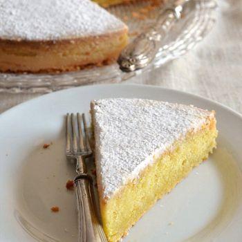 Caprese al limone - Ricetta (Salvatore De Riso)