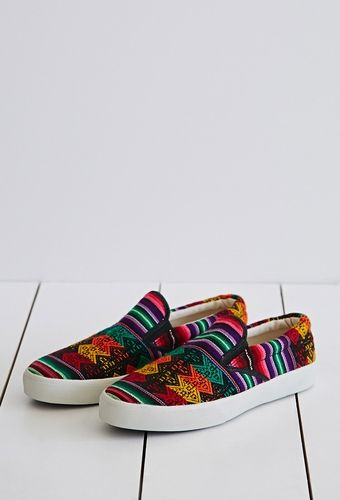 Inkkas Storm Slip-Ons from FOREVER 21 on Catalog Spree