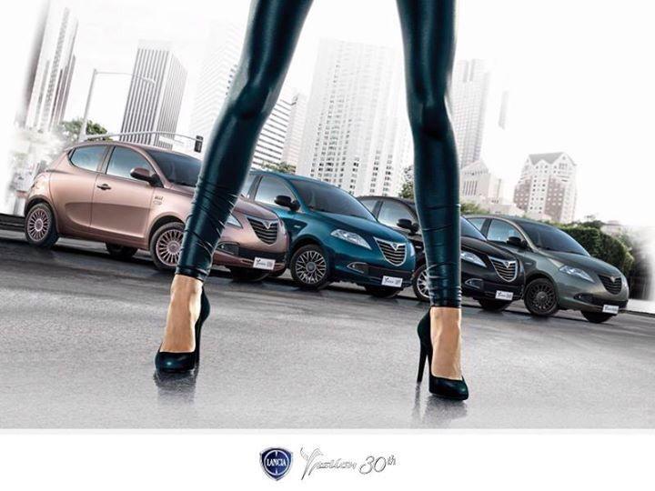 Lancia Ypsilon – wybór kobiet, które wiedzą, czego chcą i nie boją się po to sięgnąć.