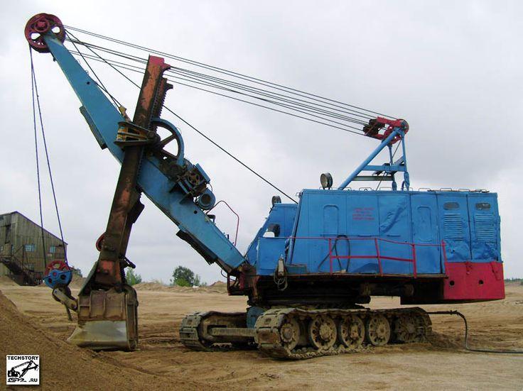vecchie escavatrici a vapore le origini Fc89b5df3dca76d0445298ba52a87f43--heavy-equipment-shovel