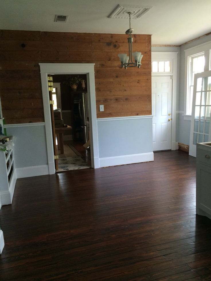 Original Wood Floors Hiding Under Thinset And Ceramic Tile