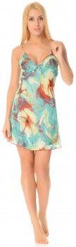 Ночная рубашка Feliciya 00022-054 M Бирюзовая (2200000000055)