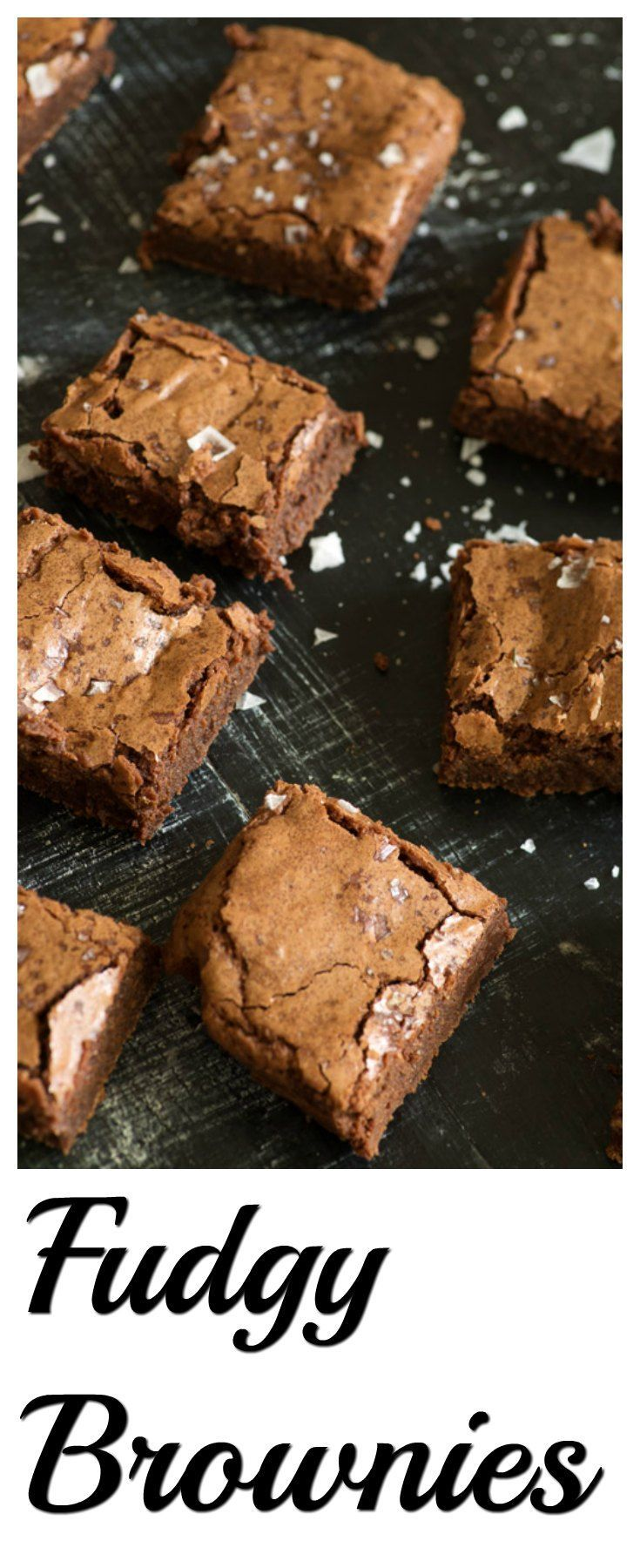 Fudgy Brownies – If you're looking for brownies that are fudgy and not dry, you are going to LOVE these. Melissa Clark's recipe is now my go-to PERFECT brownie recipe