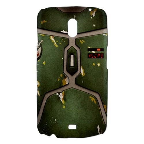 Star Wars Boba Fett Armor Samsung Galaxy Nexus i9250 Hardshell Case Cover