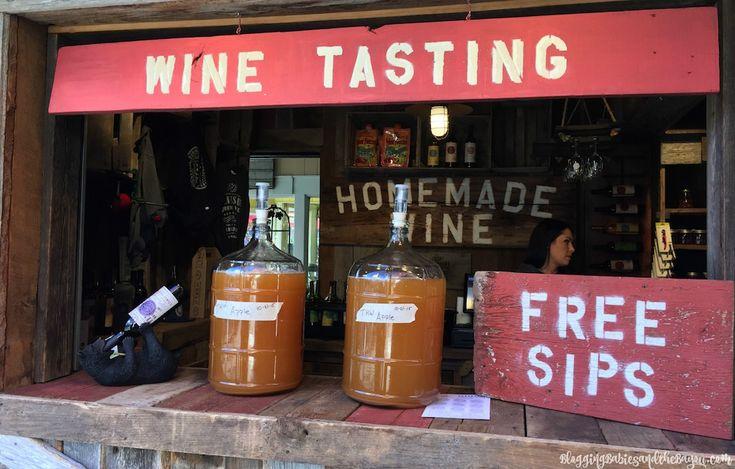 Gatlinburg Attractions- Smoky Mountain Wineries, Breweries, and Distilleries  BayouTravel