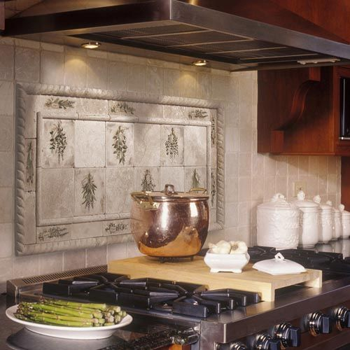 French Country Kitchen Backsplash Kitchen Galleries | Tiles | Kitchen Backsplash, Kitchen