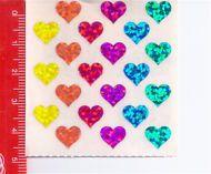 HEARTS CUORI  80s Sandylion Canada sticker adesive kawaii